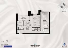 Floor Plan Business Executive Towers Floor Plans Business Bay Dubai