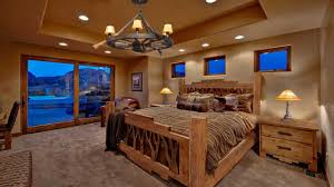 western bedroom decor