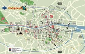 Dublin Ireland Map Dublin Hop On Hop Off Tour In Dublin Ireland Lonely Planet