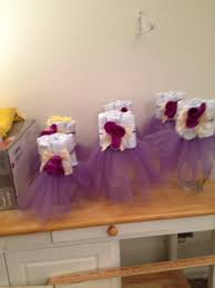 tutu themed baby shower tutu centerpieces for baby shower sorepointrecords