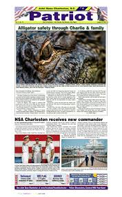 august 5 18 2016 the patriot joint base charleston by