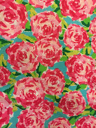 hotty pink first impression hpfi lilly pulitzer fabric look alike