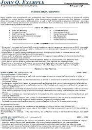 sales resume format sales resume exles resume template ideas
