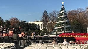 2017 national christmas tree lighting roads to close during 95th national christmas tree lighting nbc4
