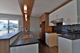 armoires de cuisine qu饕ec nos réalisations design idées décoration pour salle de bain cuisine
