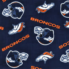 denver broncos nfl fleece