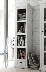 furniture home white bookcase with drawers design modern 2017
