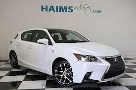 2014 lexus hybrid 2014 used lexus ct 200h 5dr sedan hybrid at haims motors serving