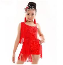 children latin dance dress