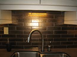 faux brick backsplash in kitchen kitchen ideas contemporary kitchen tiles faux brick tile kitchen