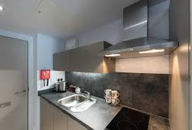 Studio Kitchens The Kingfisher Exeter Student Accommodation Downing Students