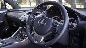 lexus nx300h wheels 2017 lexus nx300h f sport interior and exterior youtube