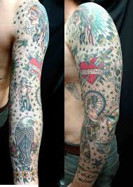sleeve fill sleve tatts traditional