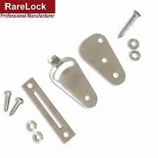 barn door look rarelock barn door lock sliding door lock stainless simple easy to