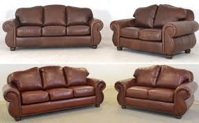 Sofas And Loveseats Remington Sofa U2039 U2039 The Leather Sofa Company