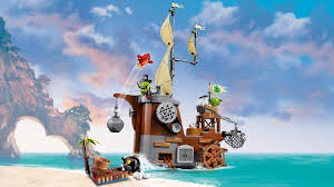 75825 piggy pirate ship products u2013 lego the angry birds movie