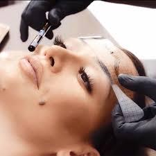 professional permanent makeup 1pcs eyebrow ruler stencil professional permanent makeup ruler