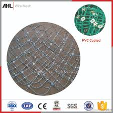 2017 flexible slope protective wire mesh better flexibility and