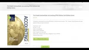 test bank for intermediate accounting ifrs edition 2nd edition