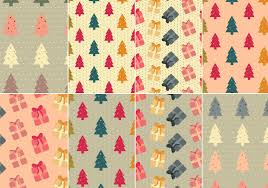 christmas patterns 8 free colorful christmas patterns ai eps dev resources