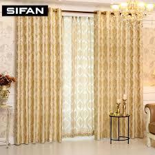 vorhã nge fã r schlafzimmer aliexpress europäischen königlichen luxus jacquard vorhänge