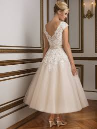 justin alexander 8815 tulle tea length bridal dress dimitradesigns com