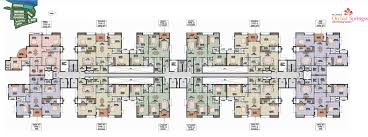 Lake Silver Floor Plan Flats For Sale In Korattur Apartments In Anna Nagar Orchid