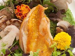 cuisiner une poularde pour noel recette suprême de poularde ou chapon forêt de noël 540 nicolas