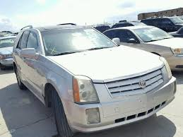 cadillac srx 2005 for sale 1gyee637650208422 2005 silver cadillac srx on sale in tx