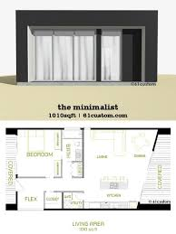 Open Concept Floor Plans For Small Homes 25 Best Small Modern House Plans Ideas On Pinterest Modern