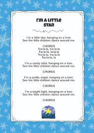 i u0027m a little star kids video song with free lyrics u0026 activities