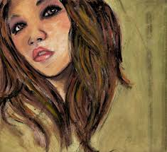 self portrait painting by realitywish