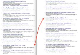 are your keyword rankings you see on google correct