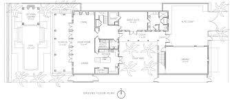 barth construction inc plan a windsor ground floor plan