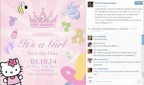 lil baby shower lil is a girl see baby shower invitation