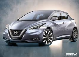 nissan car 2017 next gen 2017 nissan micra will enter production this year