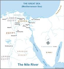nile river on map nile river at of moses jochebed nile river