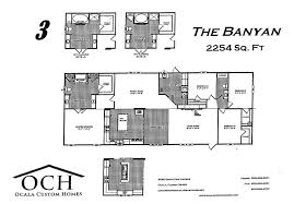 scotbilt mobile homes floor plans