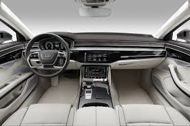 luxury cars inside 2017 audi a8 revealed as brand u0027s most high tech model yet autocar