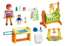 playmobil babyzimmer babyzimmer mit wiege 5304 playmobil österreich