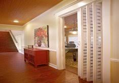 exceptional interior accordion doors best 25 mirrored bifold