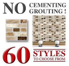 stick on backsplash tiles for kitchen home u2013 tiles