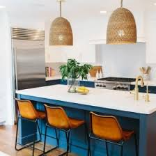 blue kitchen islands custom kitchen islands features navy blue kitchen island with
