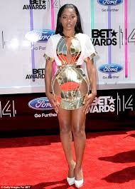 2014 Red Carpet Bet Awards 2014 Red Carpet Heats Up With Paris Hilton Adrienne