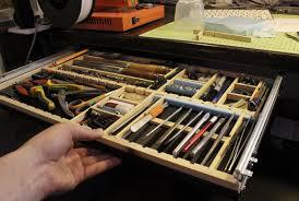 Diy Desk Drawer Desk Tool Drawer Modeller S Delight