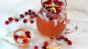 sparkling cranberry cocktail today
