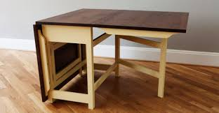how to make a drop in sewing table how to make your own sewing station a step by step guide