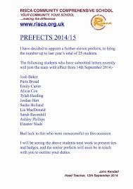 Application Letter For Applying As Exles Of Prefect Application Letter Inspirational How To Write A
