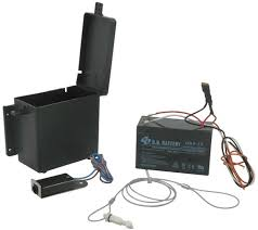 dexter trailer breakaway kit with built in battery charger top