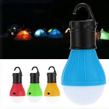 Outdoor Moving Lights by Outdoor Camping Lantern Rgby 800 Lumens Led Tent Night Light Bulbs
